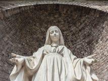 Estatua de nuestra señora Fotografía de archivo libre de regalías