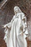 Estatua de nuestra señora Fotografía de archivo