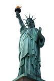 Estatua de NY de la libertad Foto de archivo