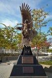 Estatua de Oakland Imagen de archivo libre de regalías