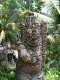 Estatua de piedra del Balinese Fotografía de archivo