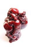 Estatua de piedra del maitreya Fotos de archivo