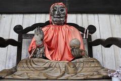 Estatua de Pindola Bharadvaja Binzuru Foto de archivo libre de regalías