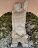 Estatua de Portmeirion Foto de archivo