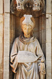Estatua de Prudentia Imagen de archivo