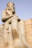 Estatua de Ramses Imagen de archivo libre de regalías