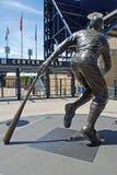 Estatua de Roberto Clemente foto de archivo