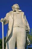 Estatua de Sam Houston fotografía de archivo libre de regalías