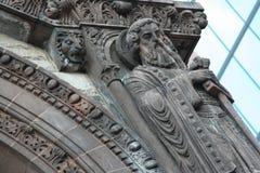 Estatua de San Pablo fotos de archivo libres de regalías