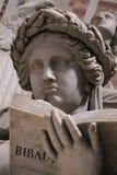 Estatua de San Pedro imágenes de archivo libres de regalías