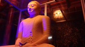 Estatua de señor buddha imagenes de archivo