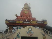Estatua de señor buddha Fotos de archivo libres de regalías