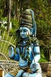 Estatua de señor Shiva Imagen de archivo libre de regalías