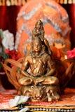 Estatua de señor Shiva Foto de archivo libre de regalías