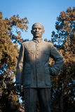 Estatua de Sun Zhongshan Imagenes de archivo