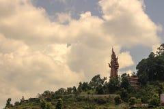 Estatua de Talleset Lord Shiva del mundo Imágenes de archivo libres de regalías