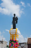 Estatua de Thao Suranaree, Nakhon Ratchasima, Tailandia Imagen de archivo