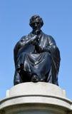 Estatua de Thomas Graham, químico, George Square, Glasgow Foto de archivo