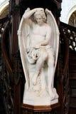 Estatua de un ángel Fotografía de archivo libre de regalías