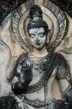 Estatua de un Buda Fotos de archivo