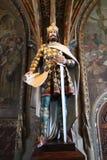 Estatua de un rey en Alemania imagen de archivo libre de regalías