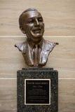 Estatua de Walt Disney Foto de archivo libre de regalías