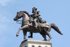Estatua de Washington Imagen de archivo libre de regalías