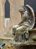 Estatua del ángel Imagenes de archivo