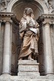 Estatua del abogado Imagen de archivo