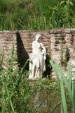 Estatua del Aphrodite del santuario Parque arqueológico de Dio Fotos de archivo