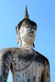 Estatua del arte 0f Buda en Tailandia foto de archivo libre de regalías