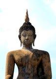Estatua del arte 0f Buda en Tailandia fotografía de archivo