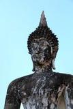 Estatua del arte 0f Buda en Tailandia fotografía de archivo libre de regalías