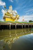 Estatua del brahmán Fotografía de archivo