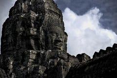 Estatua del budda de Buda en Camboya Foto de archivo libre de regalías