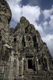 Estatua del budda de Buda en Camboya Imágenes de archivo libres de regalías