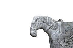 Estatua del caballo Imagen de archivo libre de regalías