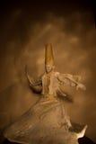 Estatua del derviche Imágenes de archivo libres de regalías
