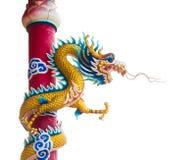 Estatua del dragón Foto de archivo libre de regalías