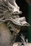 Estatua del dragón Foto de archivo