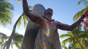 Estatua del duque Fotos de archivo