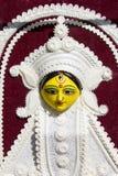 Estatua del durga de la diosa Fotografía de archivo libre de regalías