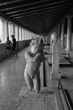 Estatua del eros Imagenes de archivo