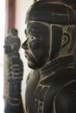 Estatua del este imagen de archivo