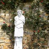 Estatua del estilo romano Imagen de archivo libre de regalías