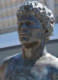 Estatua del Fox del ` de Terry del ` de Terrance Stanley Foto de archivo libre de regalías