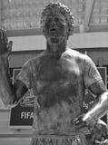 Estatua del Fox del ` de Terry del ` de Terrance Stanley Fotografía de archivo libre de regalías