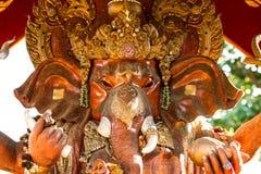 Estatua del ganesha Fotos de archivo libres de regalías