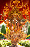 Estatua del ganesha Imagen de archivo libre de regalías