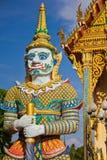 Estatua del gigante de la leyenda Foto de archivo libre de regalías